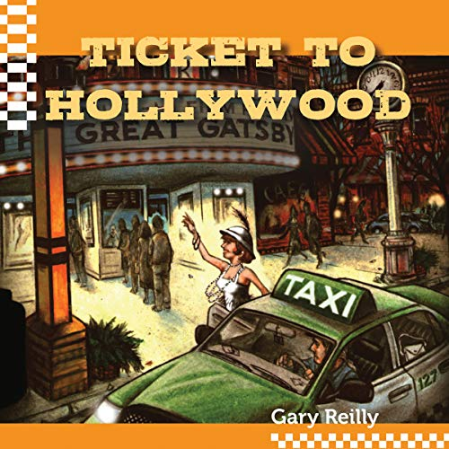 Ticket to Hollywood  audiobook cover art