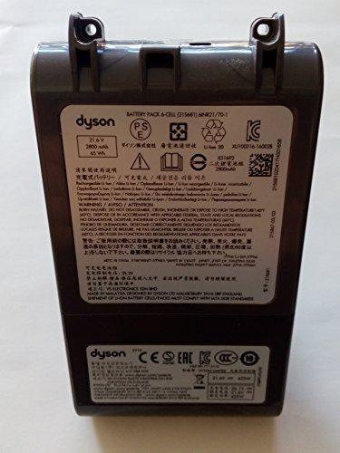 Original Dyson V8, SV10, 967834-02 Akku 21,6V, 2800 mAh, 65Wh