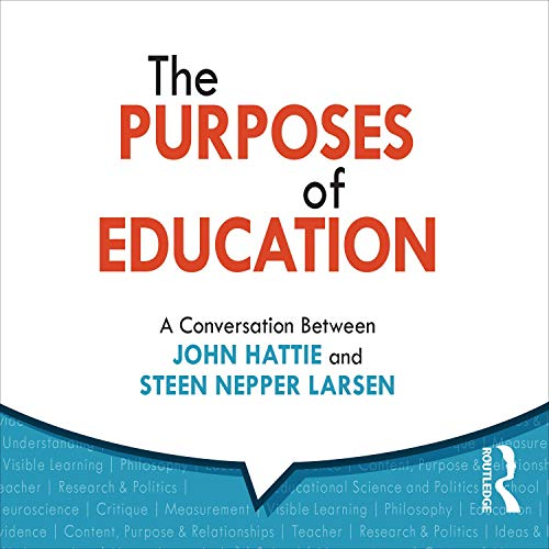 The Purposes of Education cover art