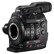 Canon EOS C300 Cinema EOS Camcorder Body - EF Lens Mount