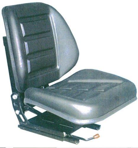 Schleppersitz Traktorsitz Fahrer-Sitz Vario 1050 PVC Schwarz passend Klepp Fendt Case IHC