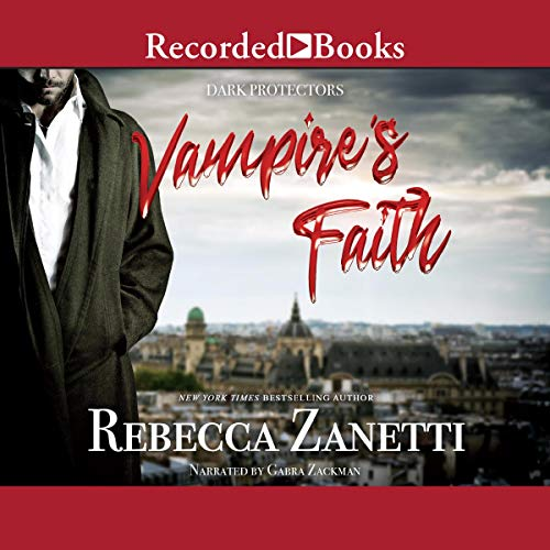 Page de couverture de Vampire's Faith