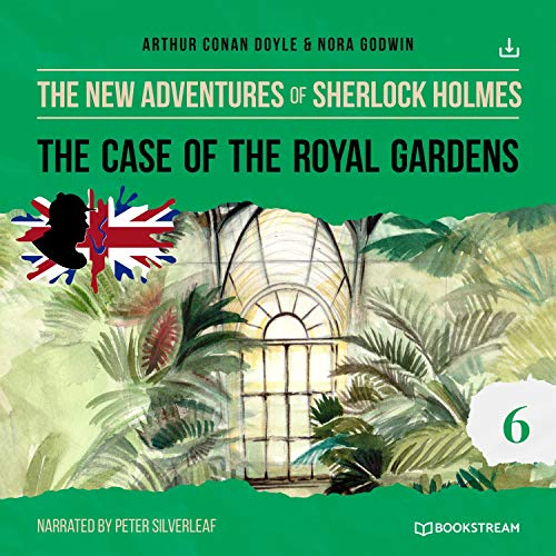 The Case of the Royal Gardens cover art