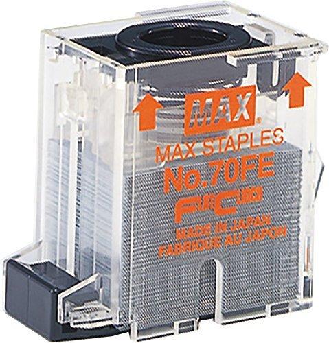 マックス 電子ホッチキス EH-70F 専用針 NO.70FE 00062029 【まとめ買い3個セット】