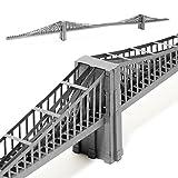 PaperLandmarks Brooklyn Bridge Paper Model Kit