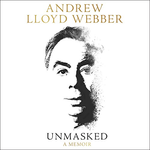 Unmasked audiobook cover art