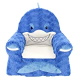 Animal Adventure   Sweet Seats   Shark Children's Plush Chair