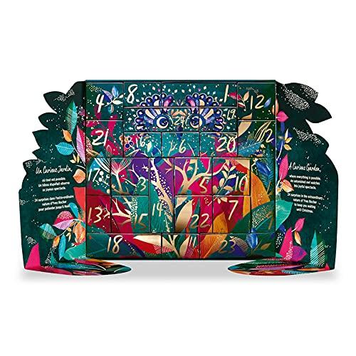 Yves Rocher Adventskalender 2020, Beauty Adventskalender für Frauen & Mädchen, 24 natürliche Pflege, Kosmetik und Wellness Überraschungen, 1 Geschenkset