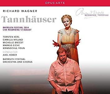Wagner: Tannhäuser, WWV 70 (Live)