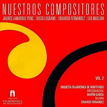 Nuestros Compositores, Vol. 2