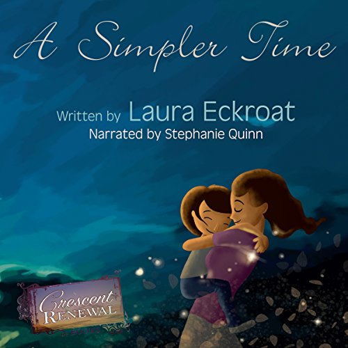 A Simpler Time audiobook cover art