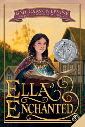 Ella Enchanted (Trophy Newbery) by Levine, Gail Carson (2011) Paperback