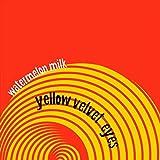 Yellow Velvet Eyes