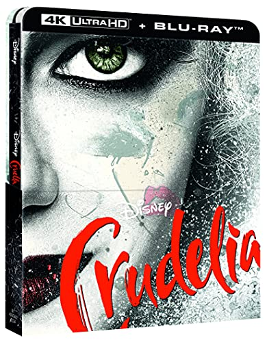 Crudelia (Limited Edition) (2 Blu Ray)