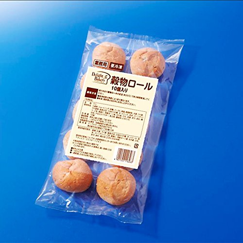 【冷凍】 業務用 テーブルマーク 穀物ロール 10個入り 14種類の 穀物 配合 冷凍 パン