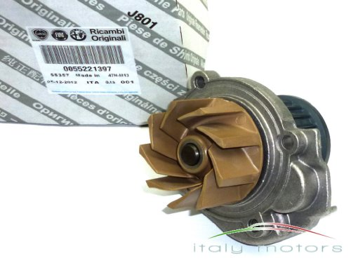 Originele Fiat Punto EVO 1,2 1,4 waterpomp - 55221397-46520401
