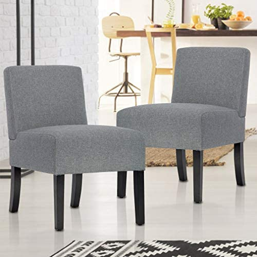 Top 10 Best Dark Gray Accent Chairs of The Year 2020, Buyer Guide With Detailed Features