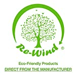 NEW Re-Wind Eco Friendly Compact Pocket Torch - Features: Wind-up Action, Rechargeable and Solar Powered, Powerful 3 LED… 8