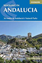 Walking in Andalucia - 36 routes in Andalucia's natur de Guy Hunter-Watts