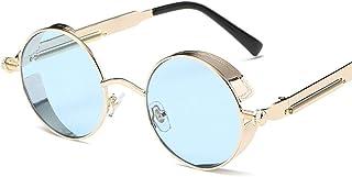 JOYS CLOTHING サングラスファッションフレームサングラスを運転する男性女性のためのメンタルサングラス (Color : Q)
