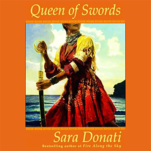 Queen of Swords audiobook cover art