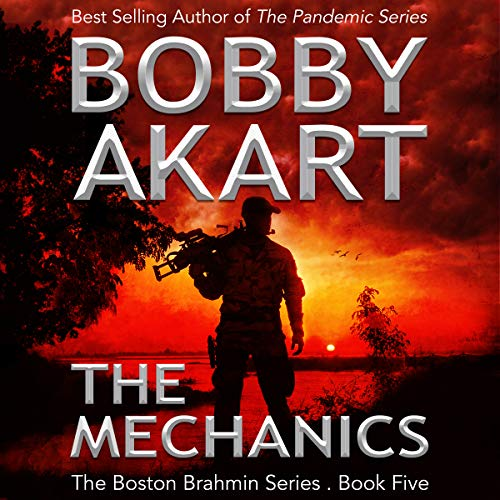 The Mechanics audiobook cover art