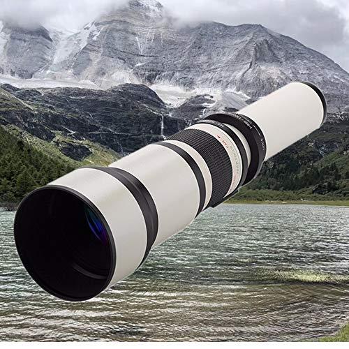 Objetivo de zoom súper teleobjetivo F8.0-16 de 650-1300 mm...