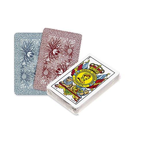 Fournier – Spanisches Deck – 50 Karten – Mehrfarbig (F20994)