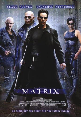 The Matrix Miami Mall 11x17 Movie Poster OFFicial store 1999