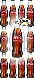 Coca-Cola Zero Azúcar, botella de vidrio de 8 onzas (Paquete de 12, total de 96...