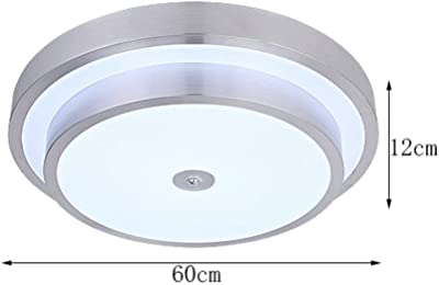 Moderne DEL circulaire chambre cuisine salon plafond Crystal Light.. 11 W