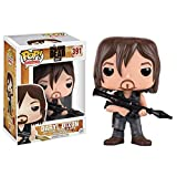 MXXT Funko Pop Television : The Walking Dead - Daryl Dixon#391 3.75inch Vinyl Gift for Zombies Telev...