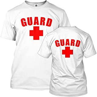 Guard T-Shirt with Back Logo