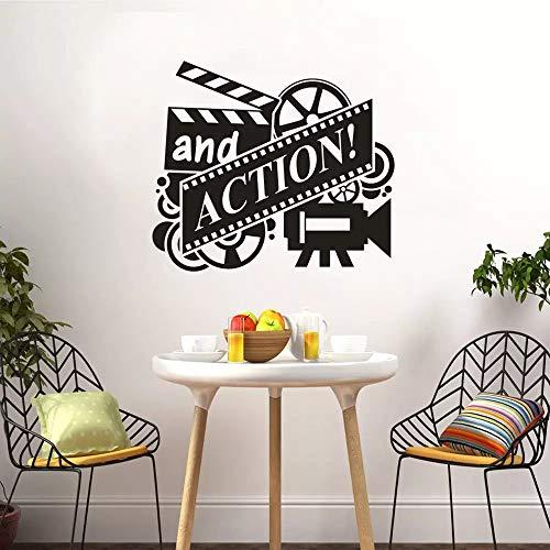 Para película papel tapiz de vinilo película película arte de la pared cine reproducción de películas papel tapiz planta natural decoración de la pared