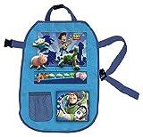 Disney Baby Protege-Asiento con Bolsillos Interactivo Toy Story