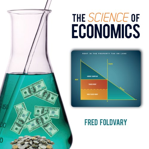 The Science of Economics audiobook cover art