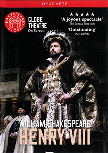 William Shakespeare: Henry VIII [DVD]