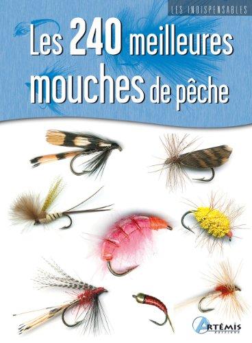 240 meilleures mouches de pêche