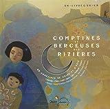 Comptines et berceuses des rizières (1CD audio)