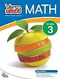 hand2mind VersaTiles Skills Practice Math Activity Book (Grade 3)