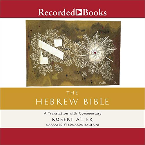 Couverture de The Hebrew Bible