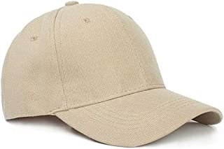 Unisex hat baseball caps Light Board Solid Color Baseball Cap Couple Cap