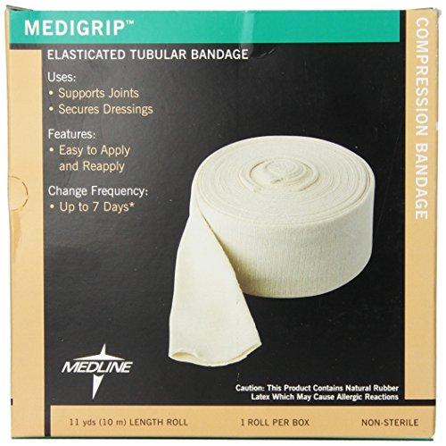 Medline Bandage Tubular Elastic Medigrip, Size C