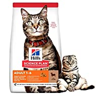 Hills Science Plan Adult Cat Dry Food Lamb Flavour 10kg
