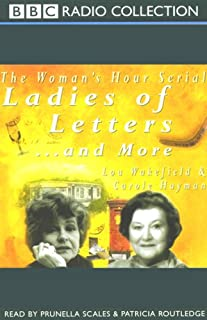Ladies of Letters...and More audiobook cover art