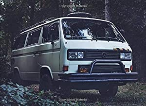 VW Transporter Syncro: 120 pages with 20 lines you can use as a journal or a notebook .8.25 by 6 inches.