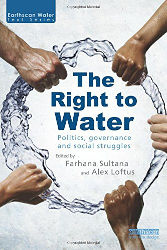 The Right to Water (Earthscan Water Text)