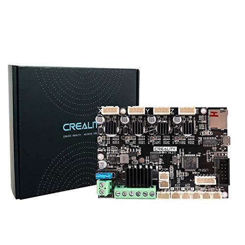 Creality Ender 3 Pro Upgraded Silent Board Motherboard V4.2.7 with TMC2225 Driver Marlin 2.0.1 for Ender 3/ Ender 3 V2/ Ender 3 Pro/Ender 5 (Customized and Non-Standard Matching)