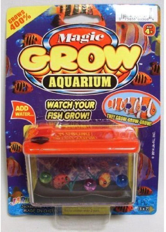 Ja-Ru Magic Grow Aquarium (Pack of 6)
