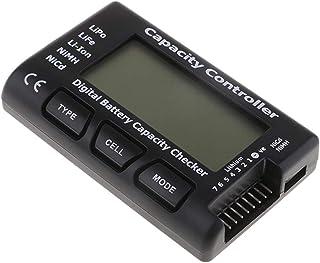 MagiDeal LCD Digital Battery Capacity Checker Tester for LiPo Life Li-ion NiMH